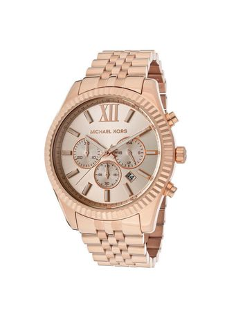 Pink color Chronographs . Michael Kors MK8319 Watch -