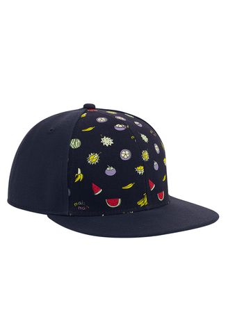 Navy color  . Mais Mais TH Fruit Hip Hop Cap -