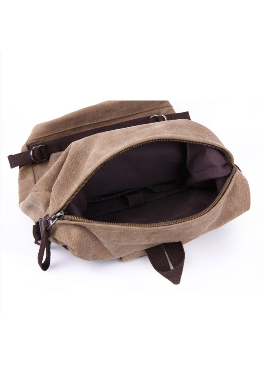 ดำ color เป้สะพายหลัง . Trendy leisure bag high quality canvas backpack -