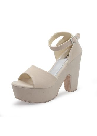 d22ba421e Pierdev Original-High Heels Pump Korean Cream