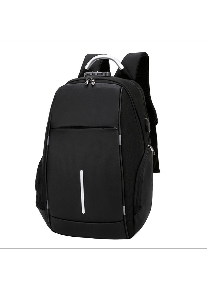 ฟ้า color เป้สะพายหลัง . Trendy bag travel anti-theft backpack charging men's fashion backpack -