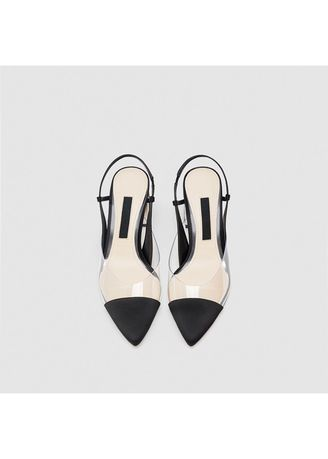 Black color Heels . Fashion Joker Sexy High Heels Shoes -