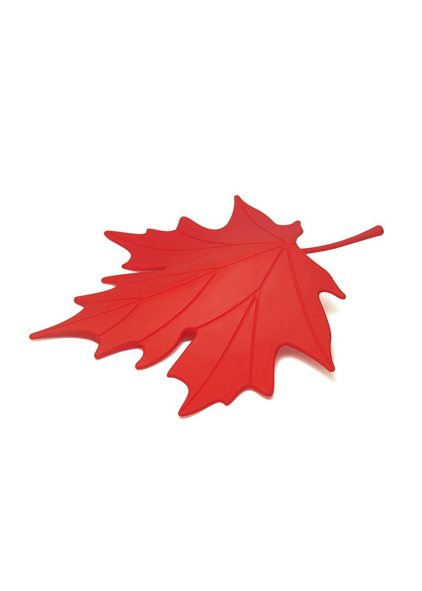 Red color Home Decor . Qualy Autumn Door Stopper -