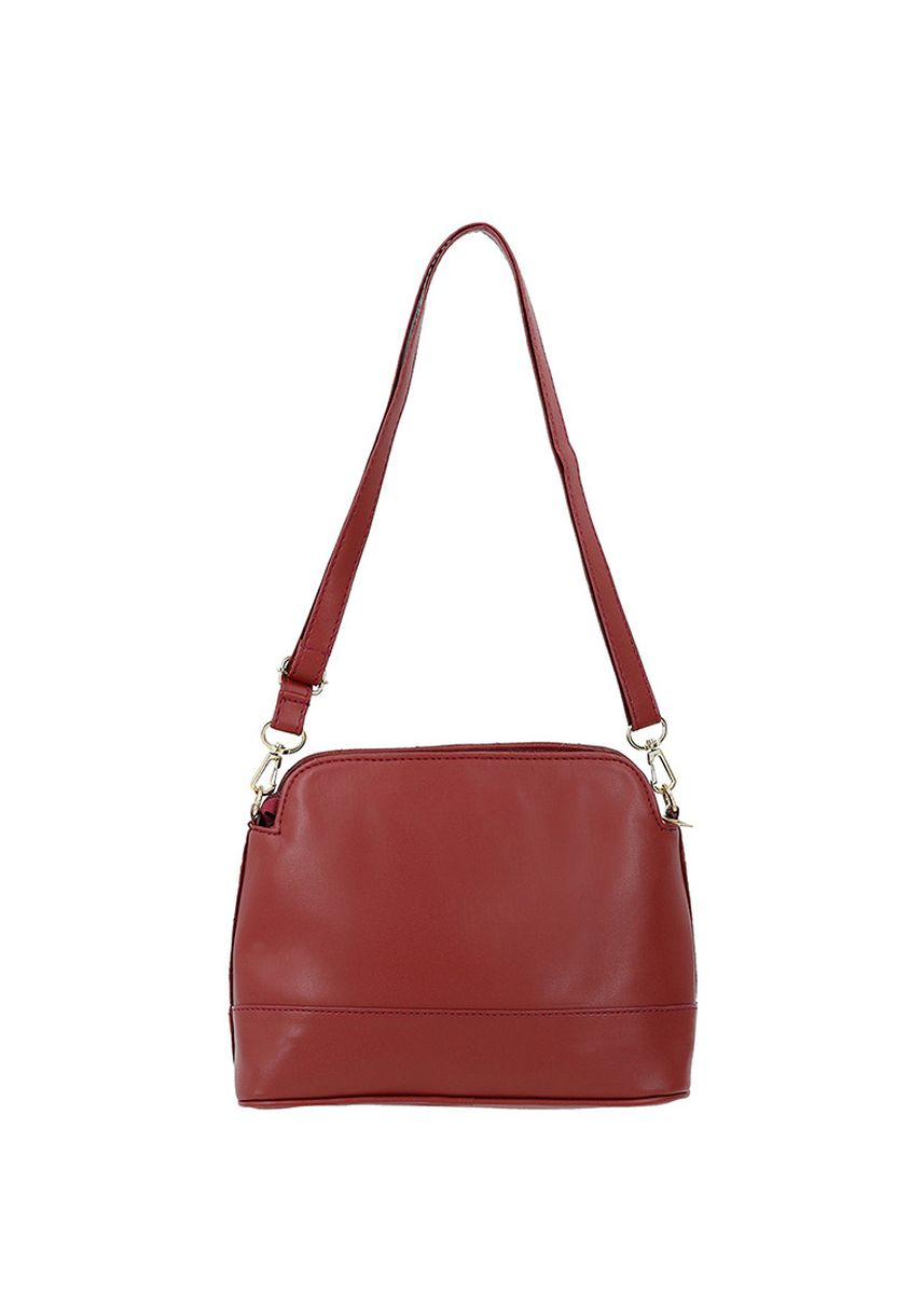 Maroon color Sling Bags . MYNT By MAYONETTE Jolyna Sling Bag -