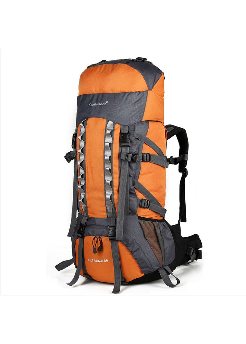 เหลือง color เป้สะพายหลัง . Custom Men's Sports Waterproof Backpack Travel Hiking Backpack -