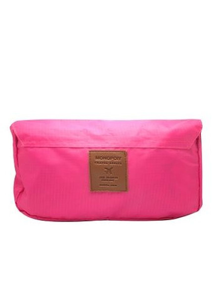 Pink color Sling Bags . Travel Manila Travel Crossbody Bag/Pouch -