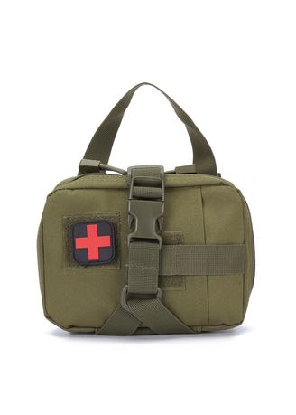 First Aid Kit Tactical Medical Kits Travel Camping Outdoor Set Car
