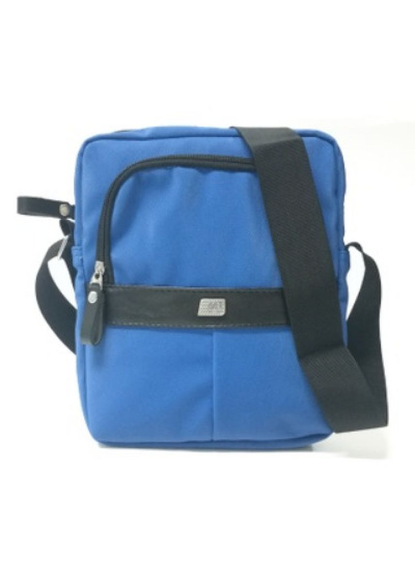 Blue color Messenger Bags . McJim Adjustable Strap For Comfort Sling Bag -