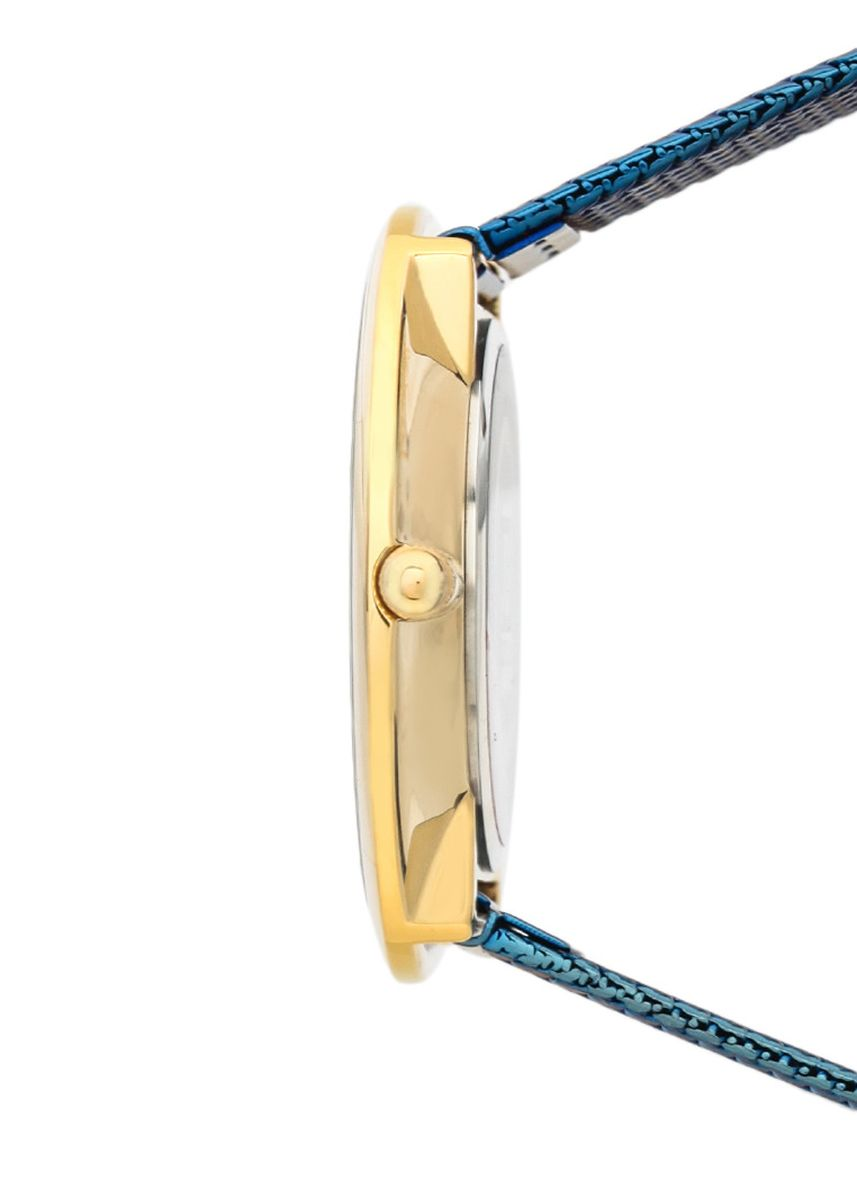 Blue color Analog . Zeca Watches - Ladies - 1001L(4).MB.P3.G5 -