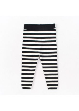 Bottoms . Baby autumn Unisex stripe pants -