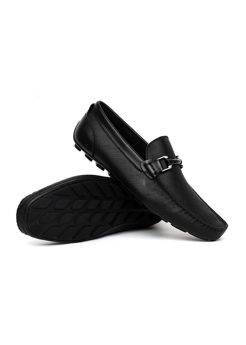 Hitam color Sepatu Formal . GINO MARIANI BELDEN  Exclusive Cow Leather Formal Men's Shoes -