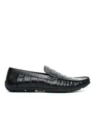 Hitam color Sepatu Formal . GINO MARIANI BERNADEZ Exclusive Cow Leather Formal Men's Shoes -