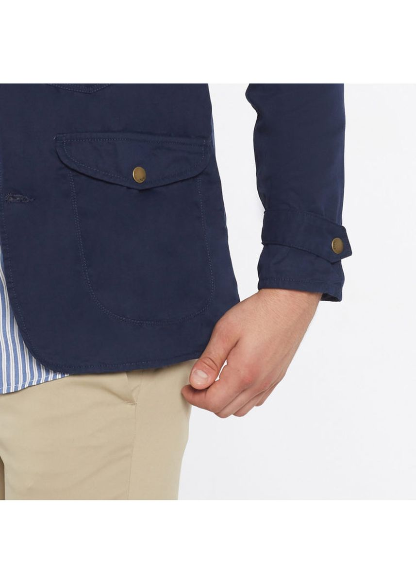 Navy color Jackets . Eleonore – Light Weight Utility Jacket -