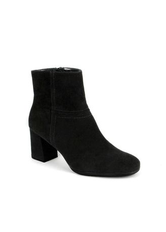 Black color Boots . Grunland Po 1290 Boots -