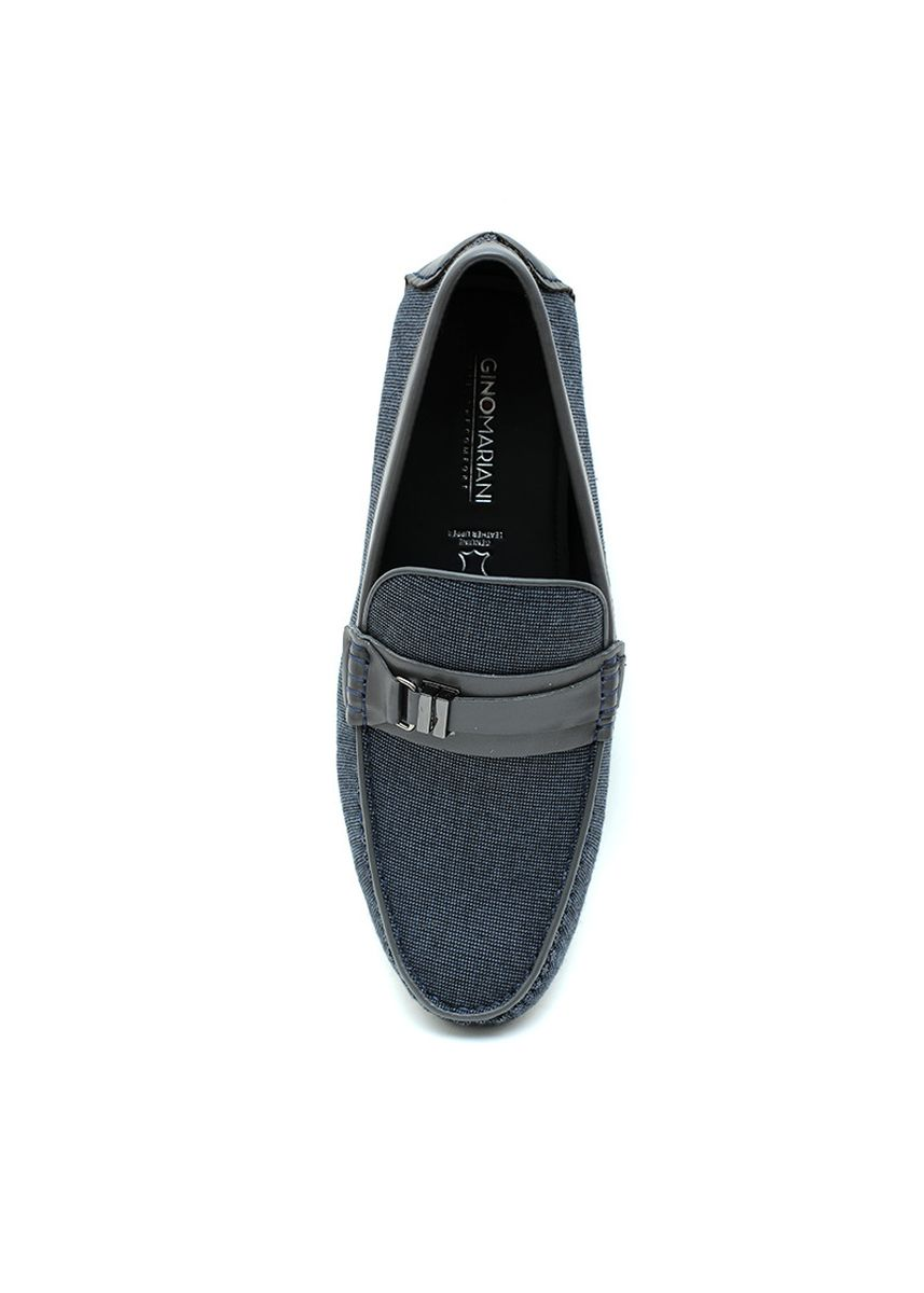 Black color Sandals and Slippers . GINO MARIANI PRIMA Exclusive Genuine Leather Casual Men's Shoes  -