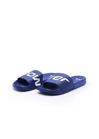 Blue color Sandals and Slippers . POWER Sandal Pria Helios - L Navy/White 8719192 - 8719192 -