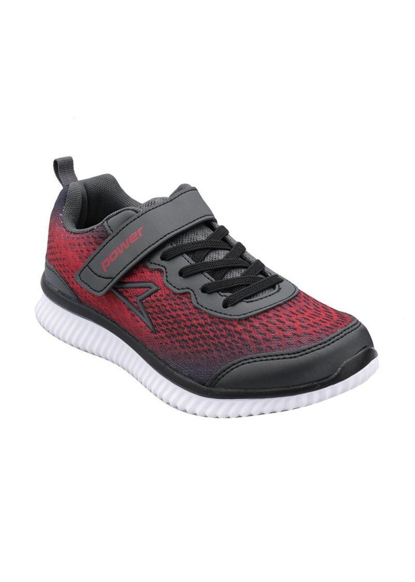 Casual Shoes . POWER ELATE SPECK RED/BLACK - 4286027 -
