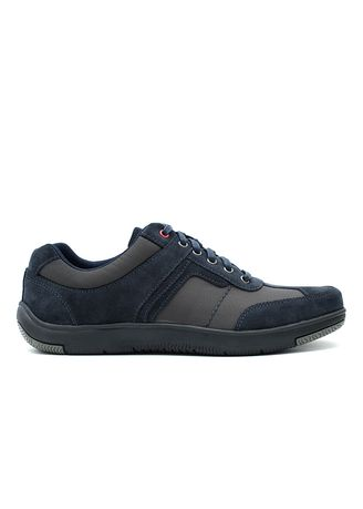 Navy color Casual Shoes . GINO MARIANI HOMERE Exclusive Genuine Leather Casual Men's Shoes  -