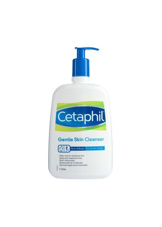 No Color color Toner & Cleanser . Cetaphil Gentle Skin Cleanser 1 Litre -