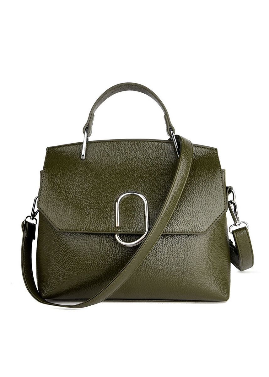 Black color Hand Bags . Women's Bag Tide Retro Kelly Simple Versatile Handbag Buckle Single -
