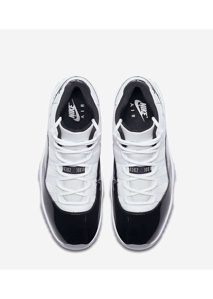 White color Casual Shoes . Nike Jordan 11 Retro Concord Shoes -
