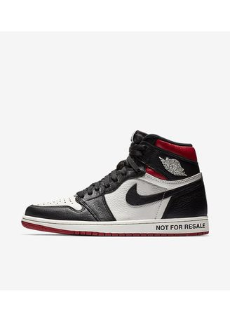 Red color Casual Shoes . Nike Mens Jordan 1 Shoes -