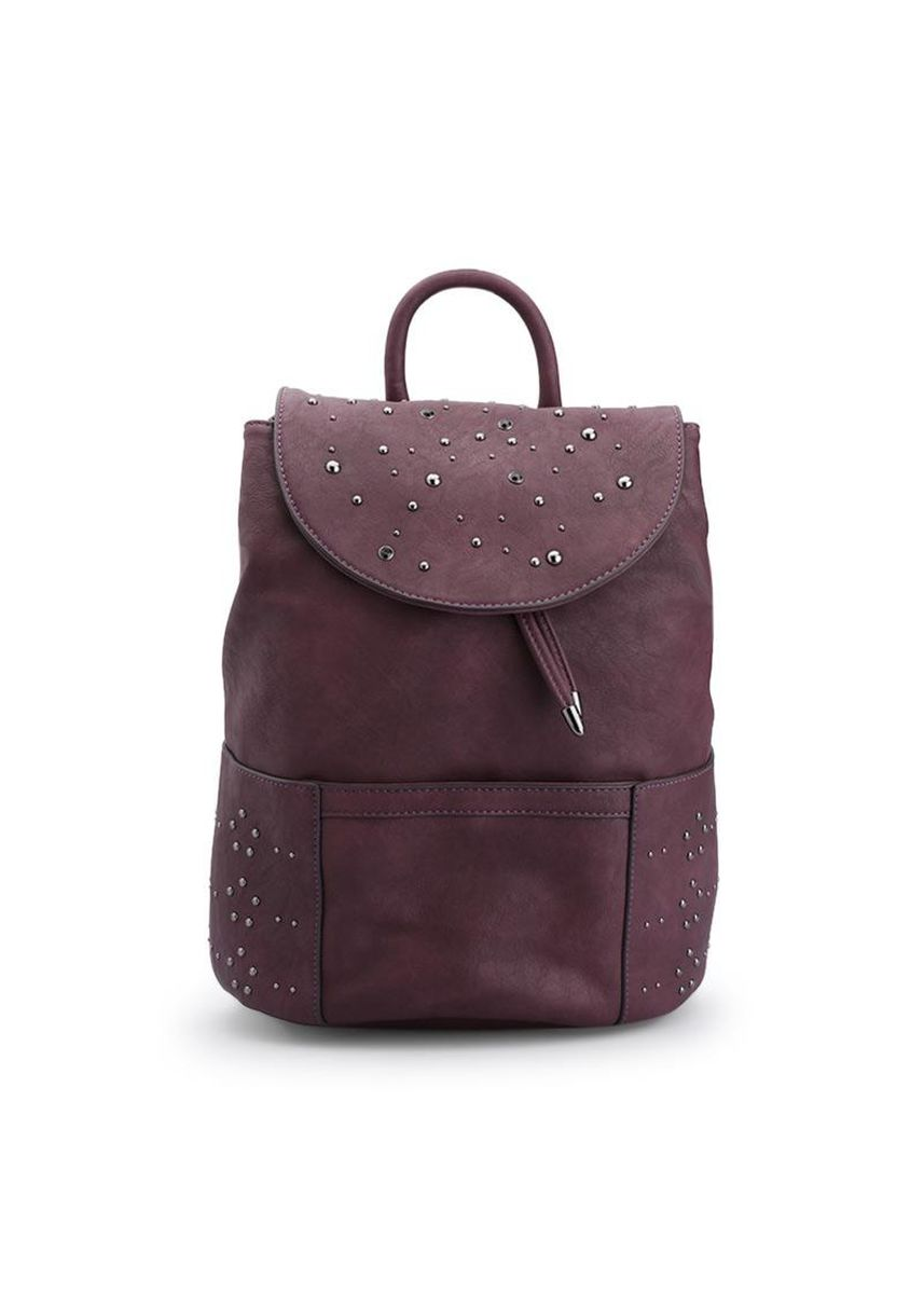Backpacks . Bata Tas Wanita Ms Back Purple - 9095046 -