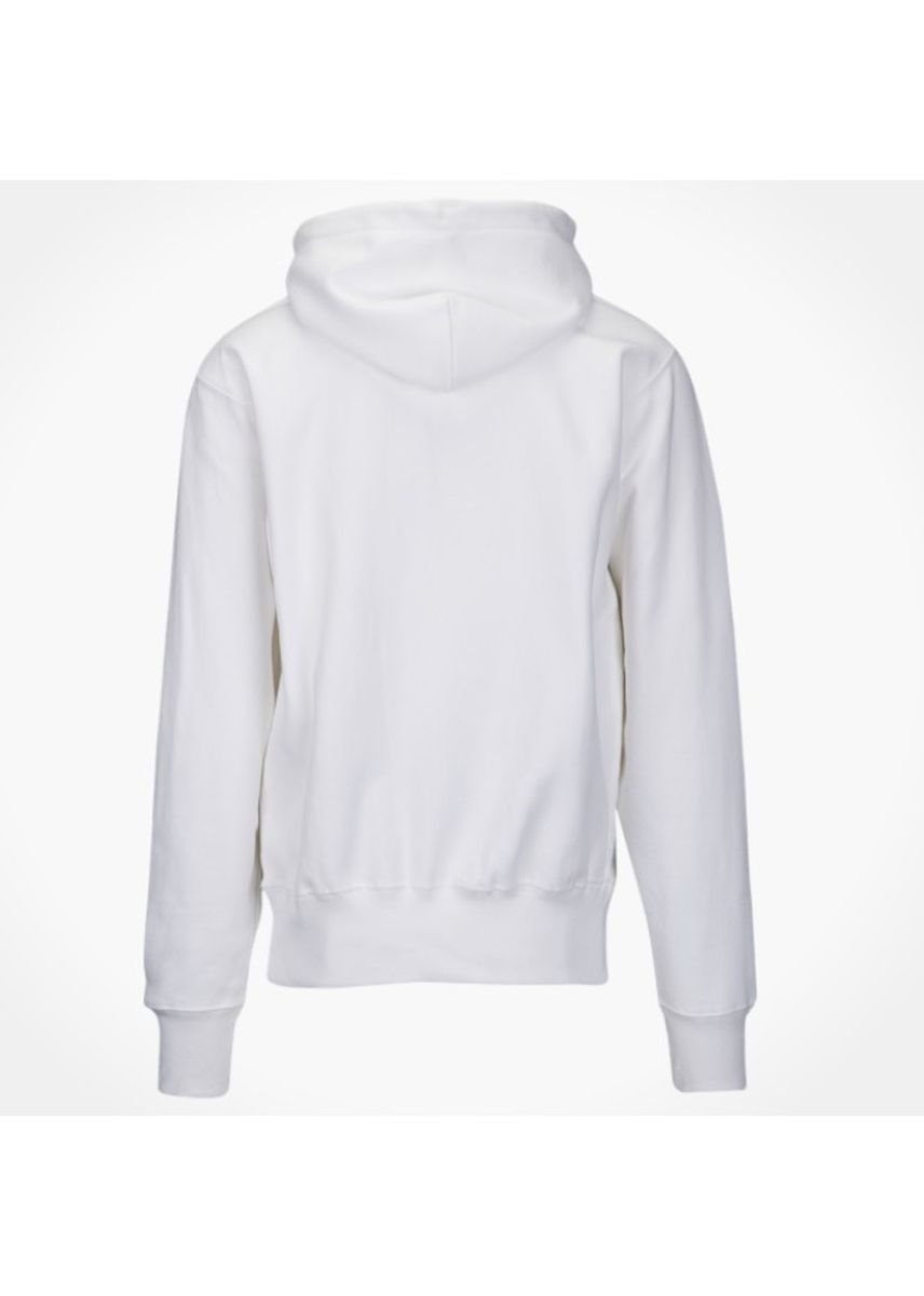 White color Jackets . Champion Chainstitch Pullover Hoodie (White) -