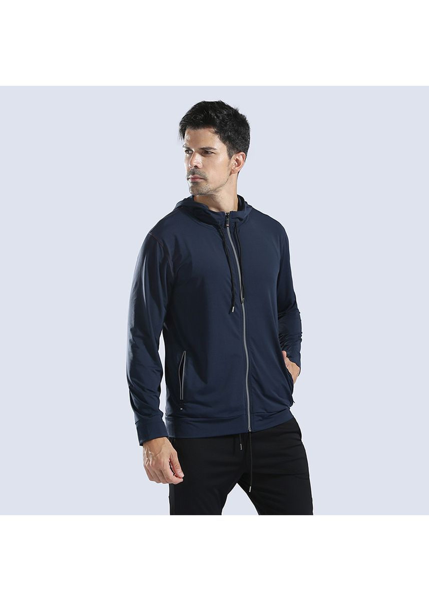 สีกรม color ชุดกีฬา . Men's Sports Wear Breathable Hoodie -