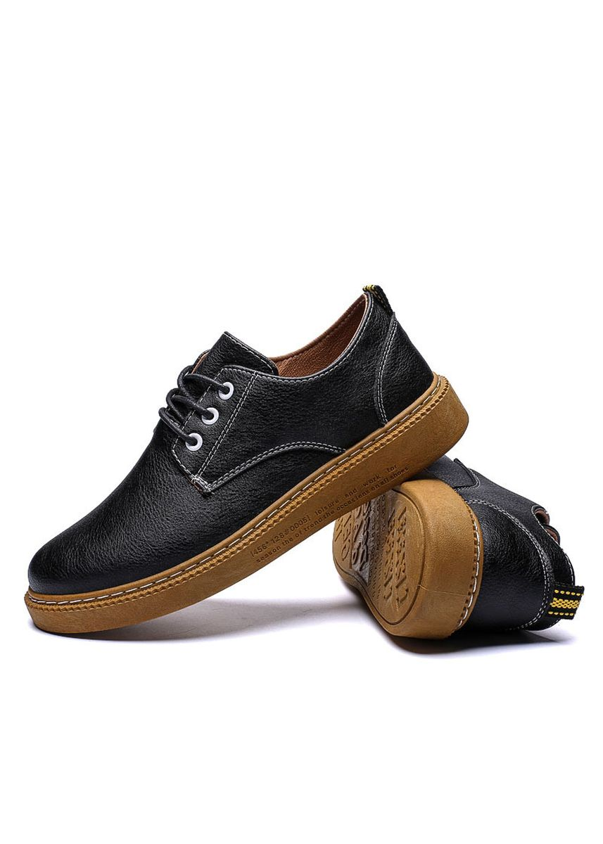 Multi color Casual Shoes . Men's New England British Retro Leisure Fashion Casual Loafers -