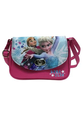 Pink color Bags . FROZEN กระเป๋าสะพายข้าง FZ91 580 -