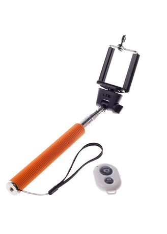 aeb804a7d962 He Xun 7-1S Wireless Bluetooth Self Portrait Monopod Adjustable Stick Pole  for iphone Andriod