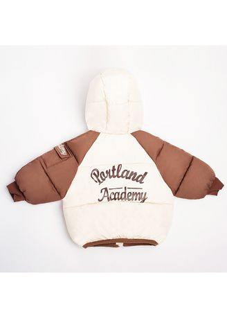 Jackets . Baby Thick Bat Sleeve Cotton Clothes -