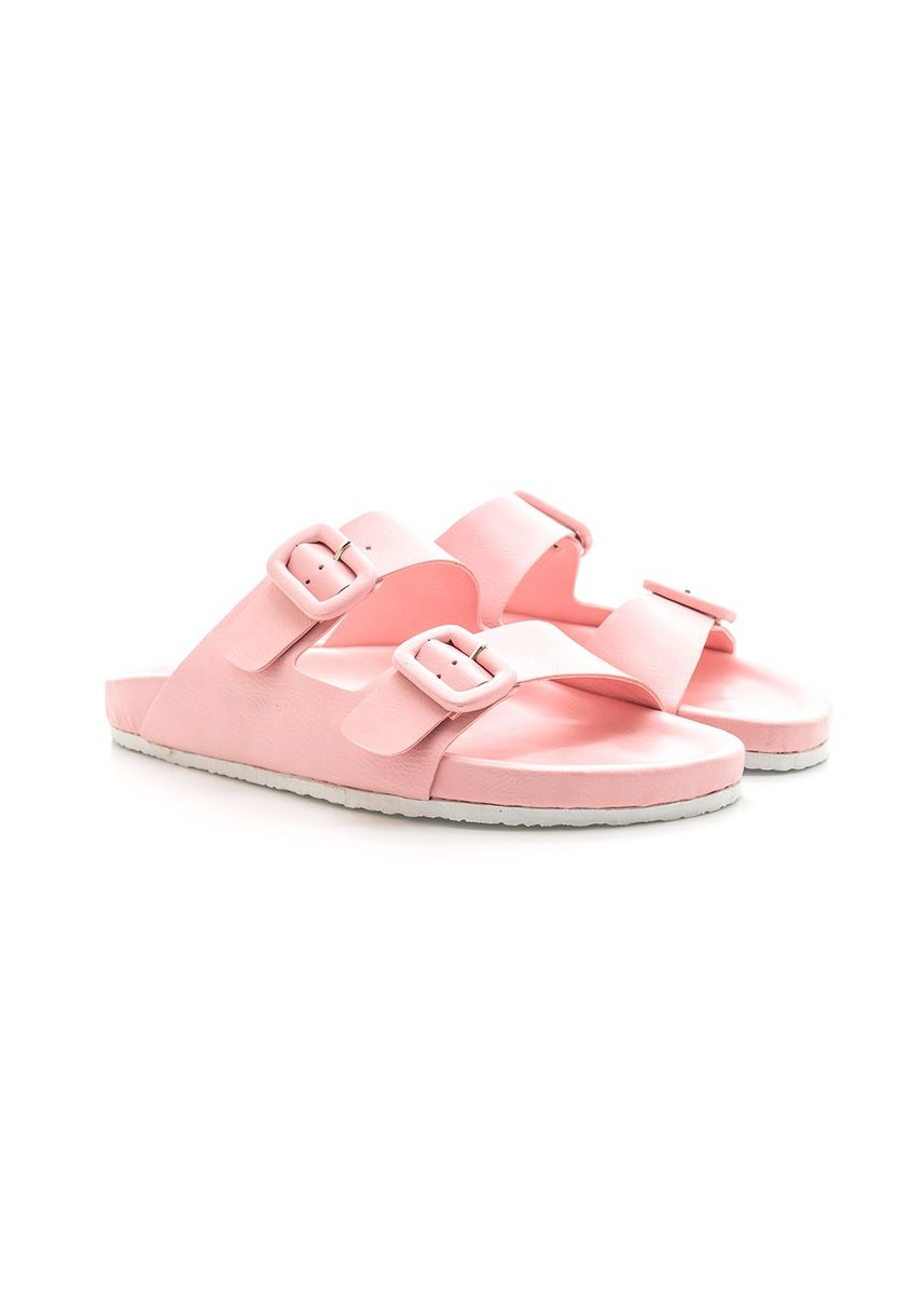 Pink color Sandals and Slippers . Me&U - Pink -