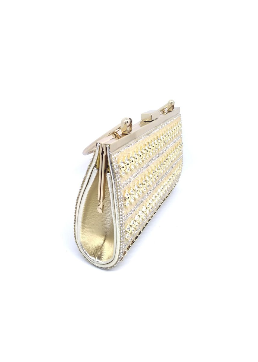 Gold color Hand Bags . MYNT By Mayonette Hellen Hand Bag -