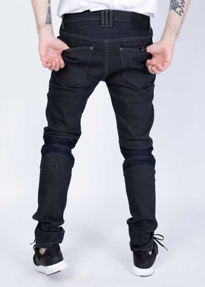 Black color Jeans . Pam -