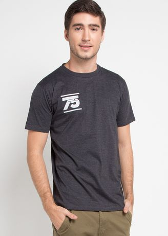 T-Shirts and Polos . Partridge Grey -
