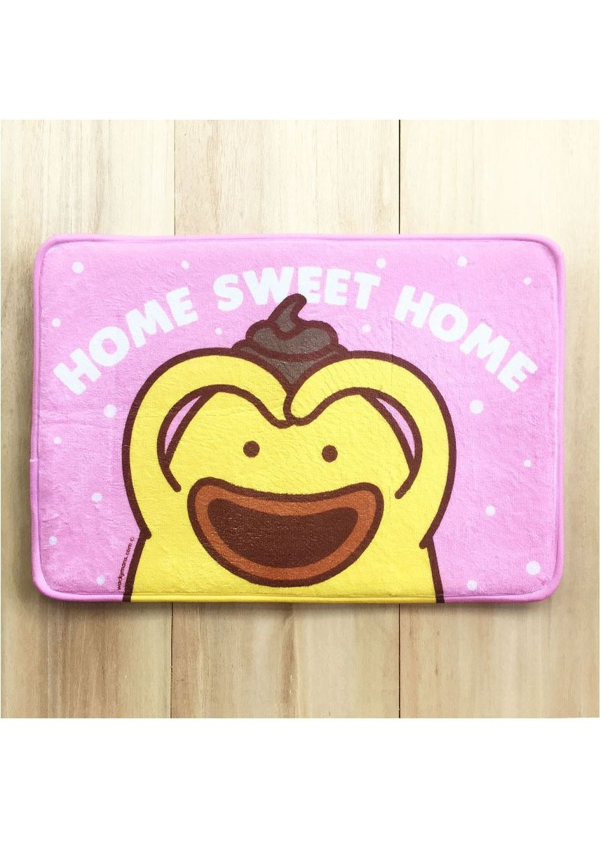 Pink color Home Decor . Home Sweet Home Doormat -