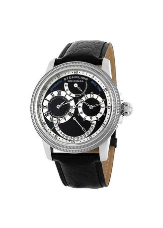 Analog . Stuhrling Symphony Saturnalia Dt 283.33151 Men's Watch -