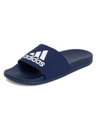 Adidas รองเท้าแตะ Adilette Cloudfoam Plus B44870 (Dark Blue   Ftwr White) ebddf4d500