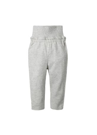 Grey color Bottoms . 18 Years Boys And Girls Trousers Baby High Waist Designer Belly Pants -