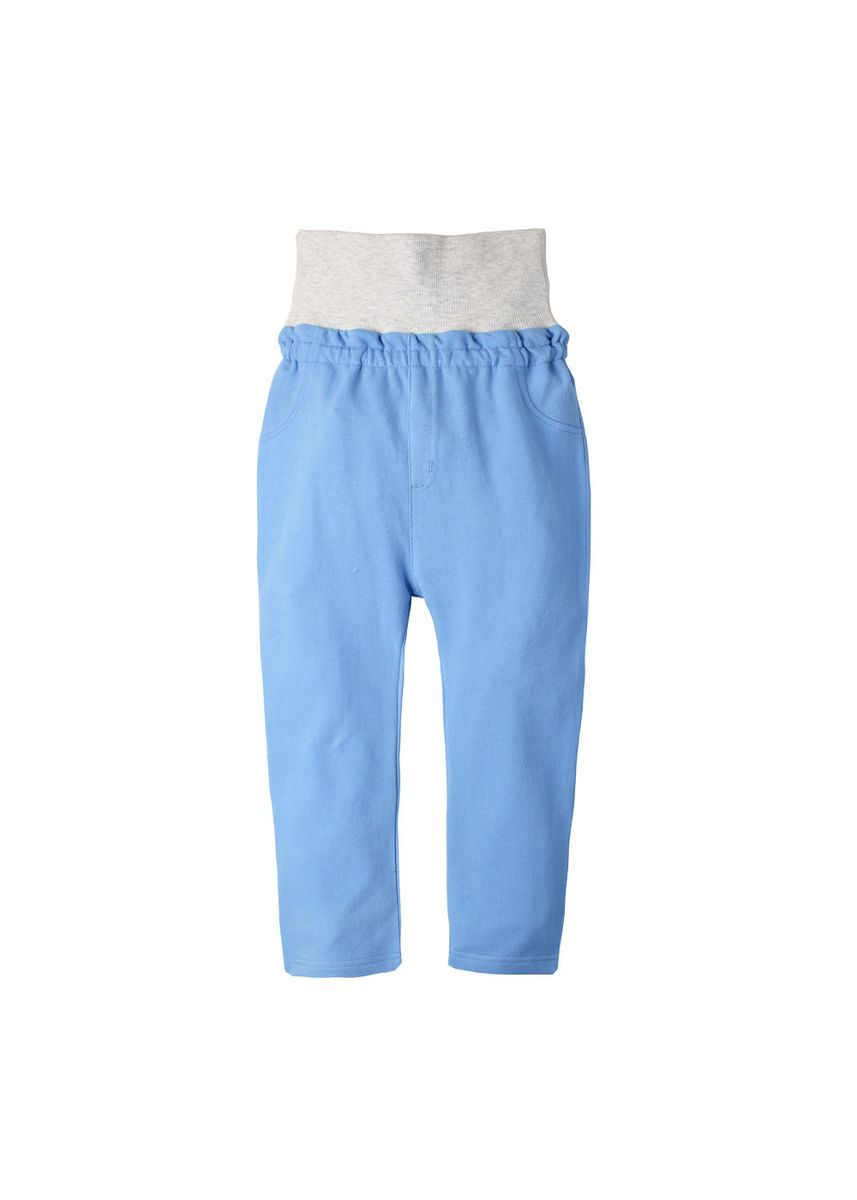 Blue color Bottoms . 18 Years Boys And Girls Trousers Baby High Waist Designer Belly Pants -