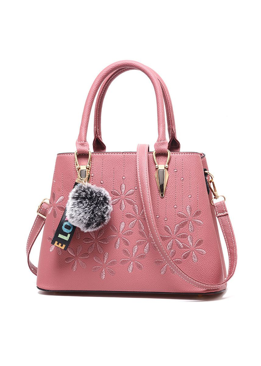 ดำ color กระเป๋าถือ . Fashion Trend Handbags Style Atmosphere Shoulder Bag -