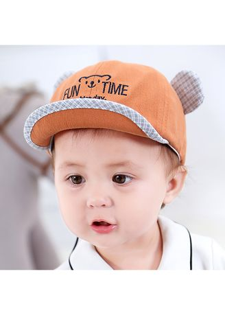. Tree Fruit And Baby Cap Soft Child Cuffed Hat Cute Cartoon Beanie -