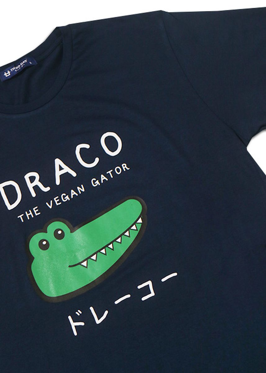 Navy color T-Shirts and Polos . MTB42Y s-s Men Draco nv -