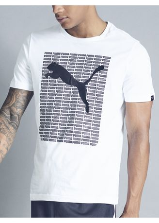 Sports Wear . PUMA Repeat Tee -
