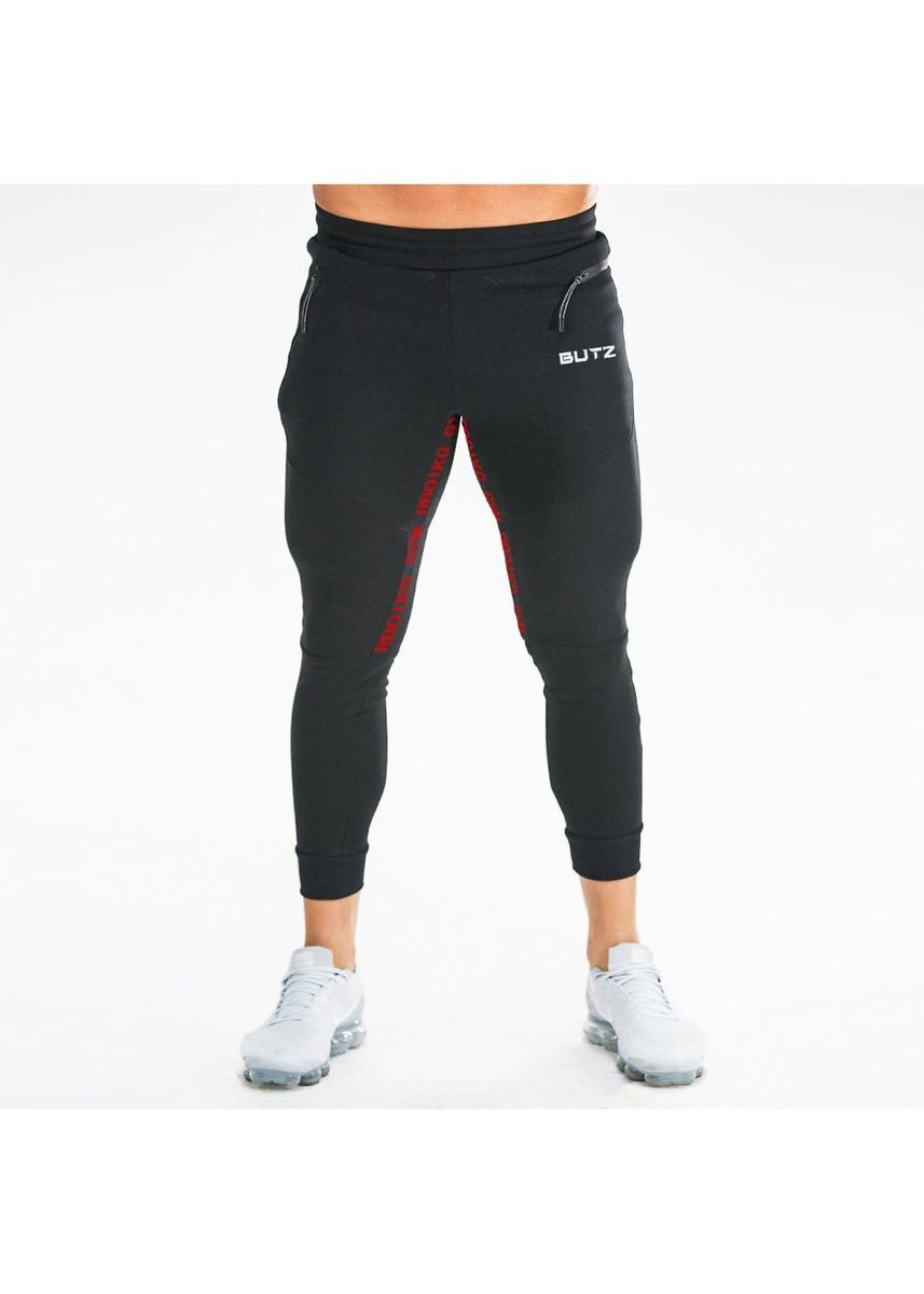 Black color Sports Wear . Outdoor Rrunning And Leisure Nine-minute Trousers -
