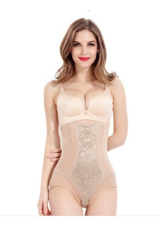 bf57e54984 Women s High Waist Tummy Control Panties Body Shaper Seamless Shapewear