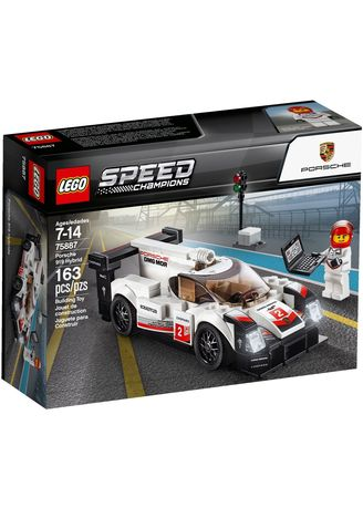 Multi color Toys . Lego Speed 75887 Champions Porshe 919 Hybird -