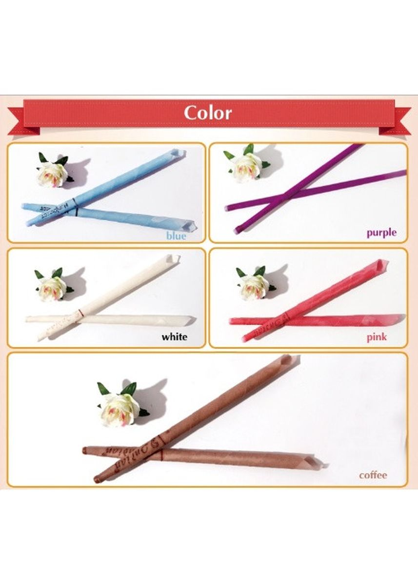 White color Personal Care . FIRST PROJECT - EAR CANDLE LILIN AROMA TERAPI PEMBERSIH TELINGA 1 PASANG [FREE PROTECTIVE DISC/TATAKAN KARTON]  -